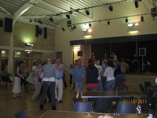 Barn Dance 1 Oct